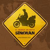 Charley Sinewan Un motero español considerado uno de los mejores blogueros y Vlogueros sobre viajes en moto